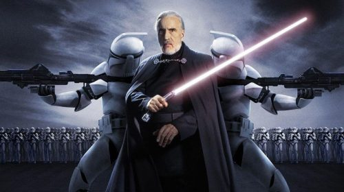 Conde Dookan chega ao Star Wars Battlefront II no fim deste mês