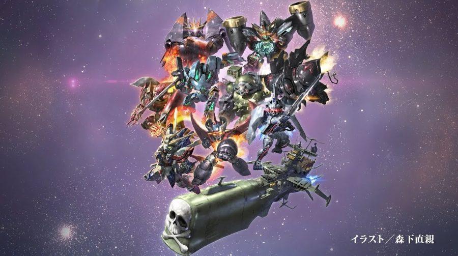 Super Robot Wars T recebe novo trailer com personagens e gameplay
