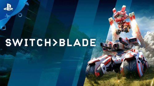 De graça! Switchblade chegará