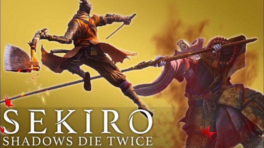 Sekiro: Shadows Die Twice terá