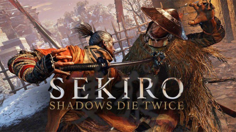 Sekiro Shadows Die Twice será mais