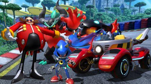 Team Sonic Racing: últimos personagens revelados; Jogo chega em maio