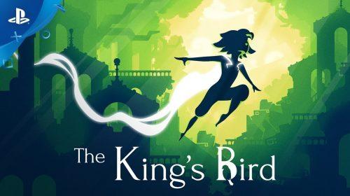 Jogo de plataforma, The King's Bird chega em fevereiro ao PS4