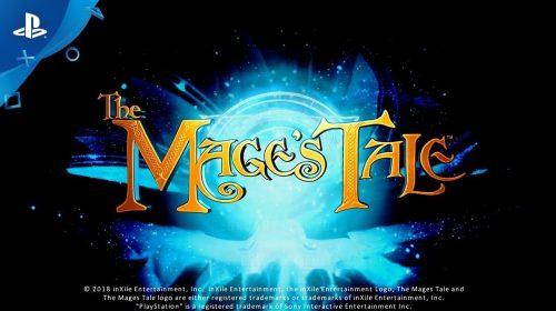 Com muita magia, The Mage's Tale chega em fevereiro ao PlayStation VR
