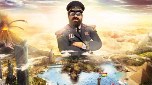 Tropico 6 é adiado mais uma vez e chega (talvez) em 29 de março