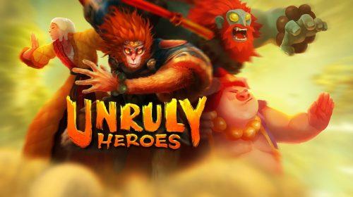 Trailer de Unruly Heroes mostra grandes semelhanças com Rayman