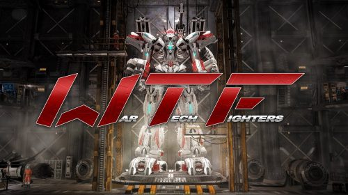 War Tech Fighters, com robôs gigantes, chega ao PS4 segundo trimestre