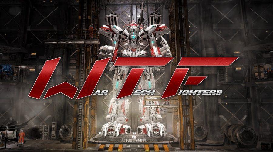 War Tech Fighters, com robôs gigantes, chega ao PS4 segundo trimestre