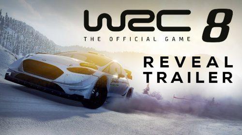 WRC 8 é anunciado e deve chegar ao PS4 em setembro; veja trailer