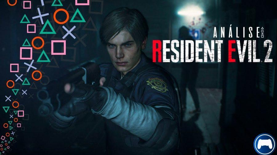 [Vídeo-análise] Resident Evil 2 equilibra clássico e moderno