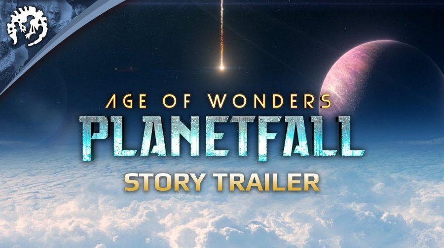 Age of Wonders: Planetfall, um Starcraft com Tropas Estelares, chega em agosto ao PS4