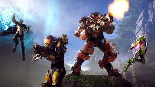 Anthem foi um dos jogos mais vendidos nos EUA em agosto