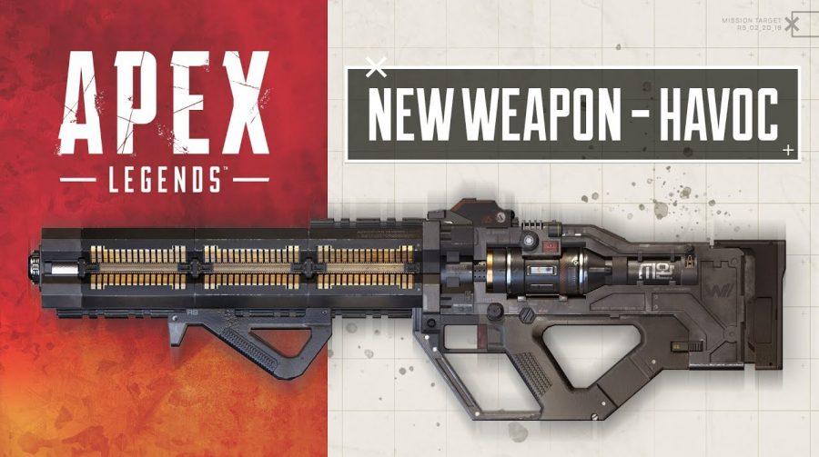 Apex Legends ganha nova arma poderosa; saiba mais