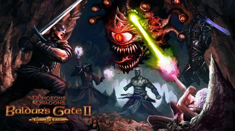 Baldur's Gate e Neverwinter chegarão aos consoles ainda em 2019