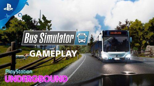 Valeu, motô! Bus Simulator ganha longo vídeo de gameplay; assista