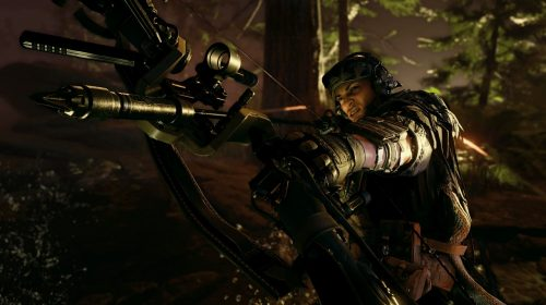 Conheça Outrider, a especialista brasileira de CoD: Black Ops 4