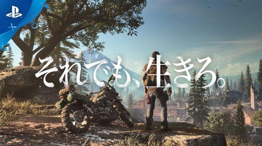 Sony do Japão divulga novos vídeos de Days Gone; assista