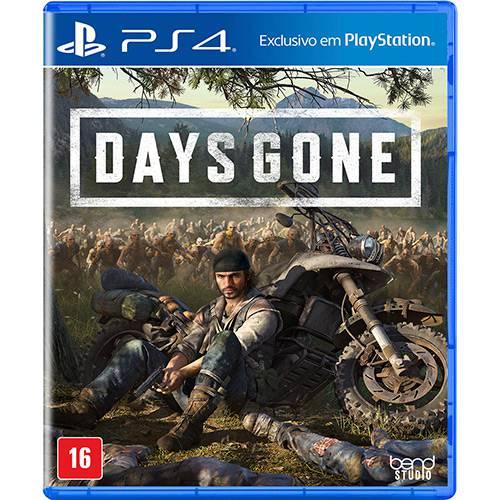 Days Gone, edição física, entra em pré-venda no Brasil 1