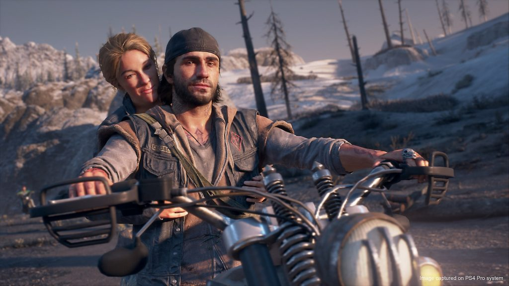 Sony revela novas imagens de Days Gone; Deacon e Sarah são destaques 4