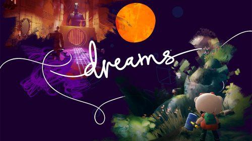 Creator Early Access de Dreams chega ao PS4 no outono