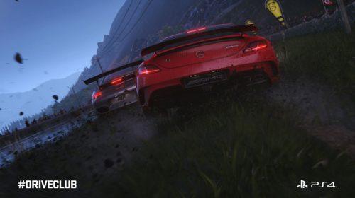 DriveClub é o jogo de corrida mais jogado do PS4