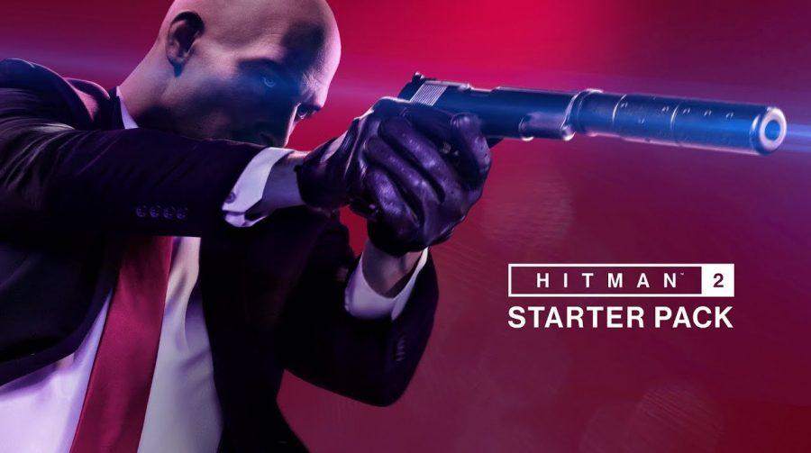 HITMAN 2: Starter Pack oferece primeira missão gratuita