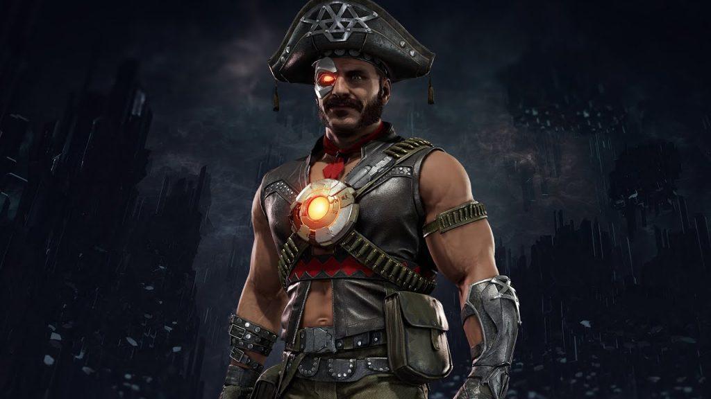 Com DLC exclusiva, Mortal Kombat 11 terá Kano Kangaceiro 1