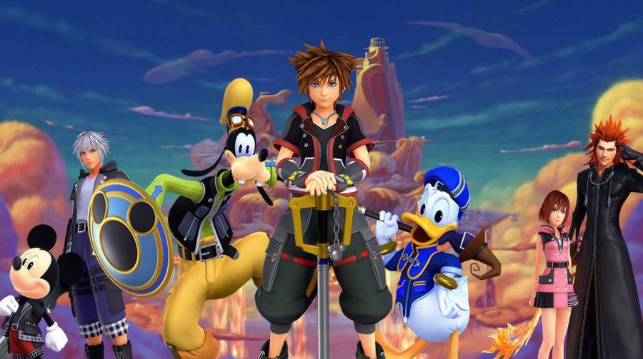 Sucesso! Trailer de Kingdom Hearts 3 destaca as boas notas do jogo