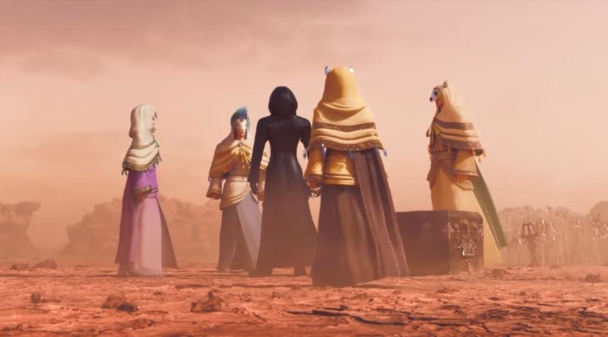 [Spoilers] O que significa o final de Kingdom Hearts 3 para a franquia? 3