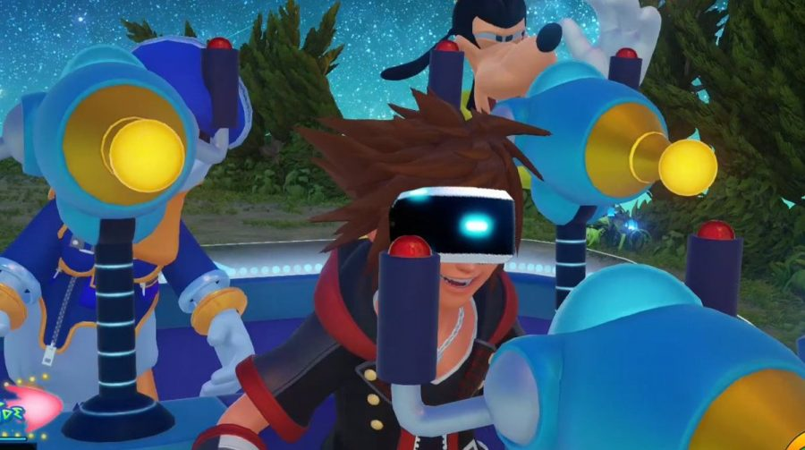 Experiência de Kingdom Hearts em VR deve chegar nessa semana