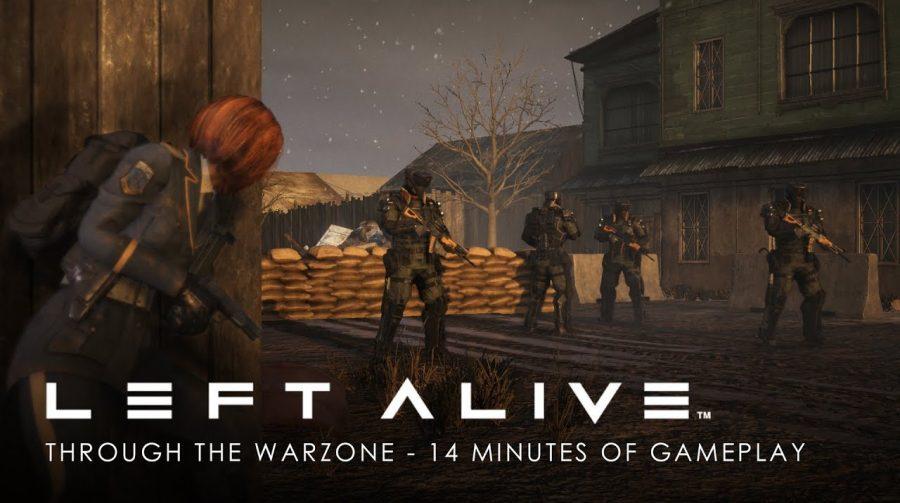 Left Alive: nova amostra de gameplay reforça similaridade com Metal Gear