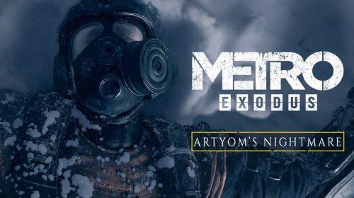 Novo trailer de Metro Exodus mostra o