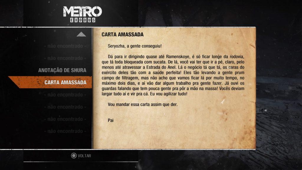 [Análise] Metro Exodus: Vale a Pena? 4