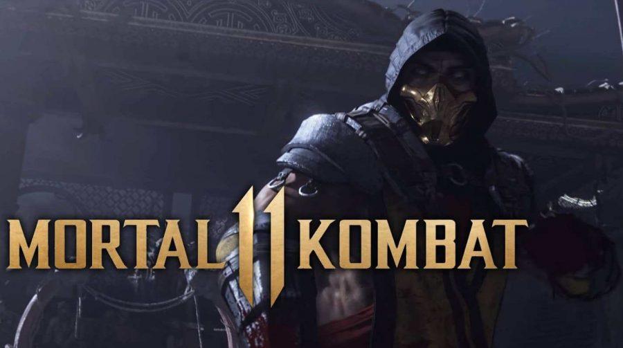 Mortal Kombat 11 terá