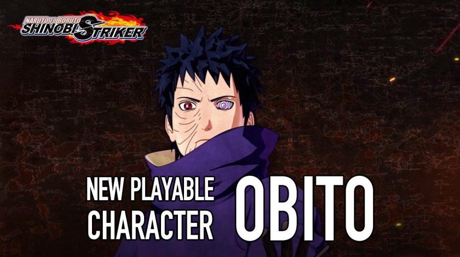 Naruto to Boruto: Shinobi Striker recebe Obito como DLC; veja o trailer