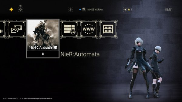 Square Enix revela extras de NieR: Automata Game of the YoRHa Edition 1