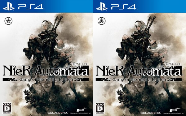 Square Enix revela extras de NieR: Automata Game of the YoRHa Edition 2