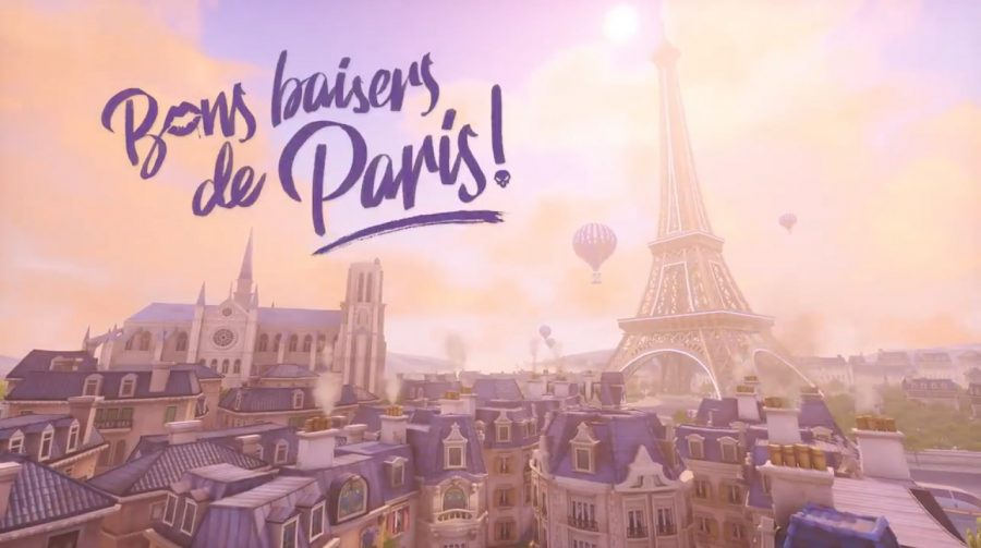 Mapa de Paris já está disponível para todos em Overwatch