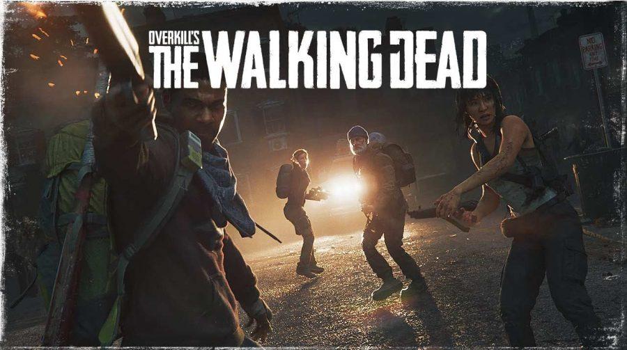Overkill's The Walking Dead não foi cancelado, confirma editora