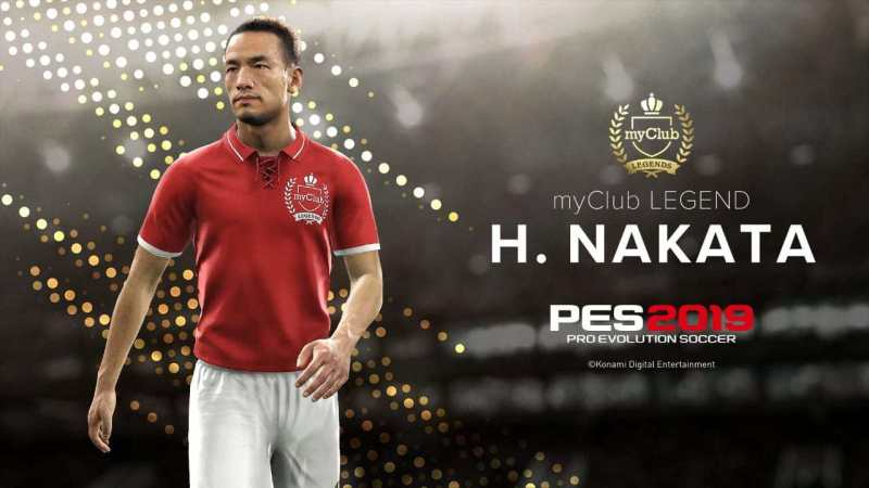 Lendas do Arsenal, Milan e Totti chegam ao MyClub do PES 2019 2