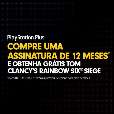 Sony oferece Rainbow Six Siege para quem assinar PS Plus; saiba mais 1
