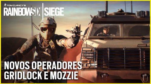 Rainbow Six Siege: Ubi mostra novos operadores e novidades