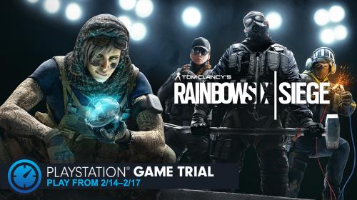 Rainbow Six: Siege terá