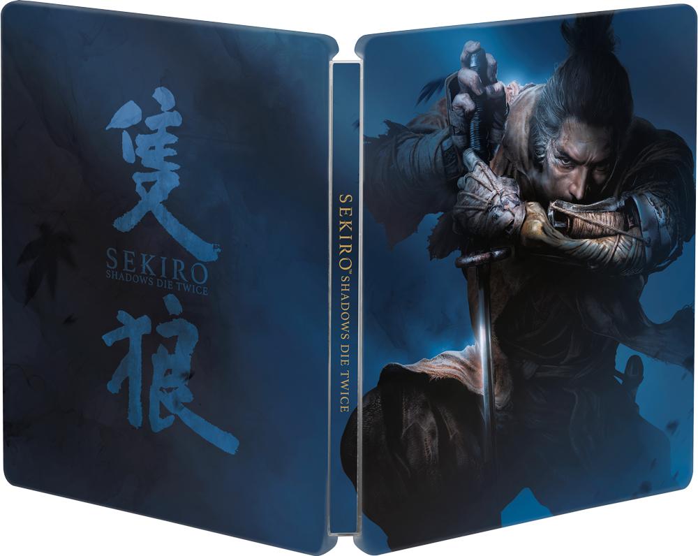 Sekiro: Shadows Die Twice: edição do Brasil virá com steelbook e poster 1