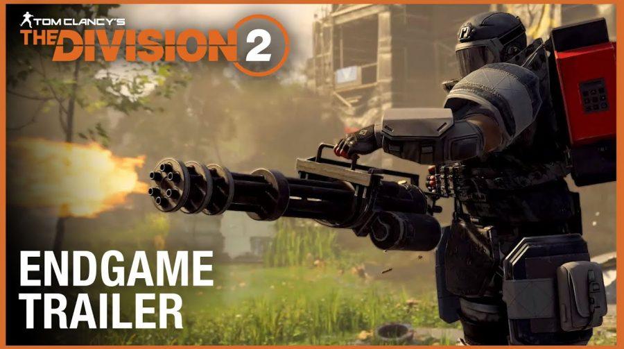 Novo trailer de The Division 2 destaca atividades endgame