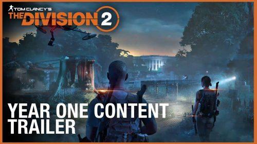The Division 2: Ubisoft revela conteúdos gratuitos do Ano 1