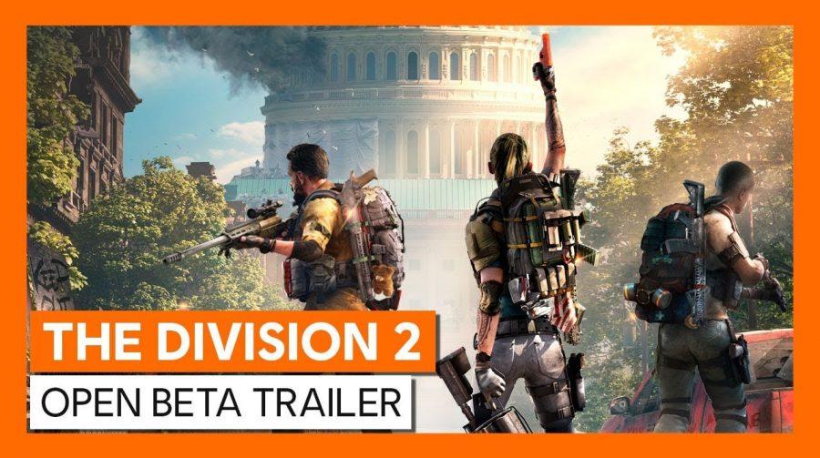 Ubisoft destaca novidades do Open BETA de The Division 2; confira