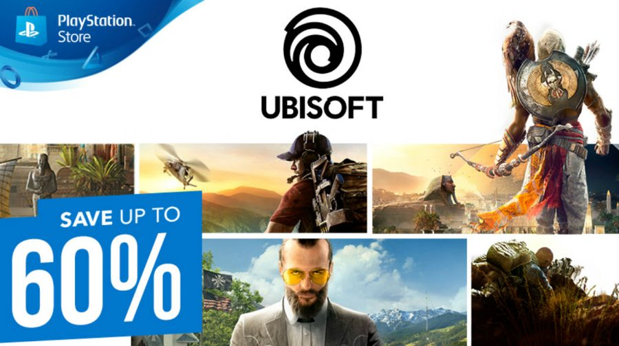 Sony e Ubisoft lançam promoção de jogos na PSN; confira