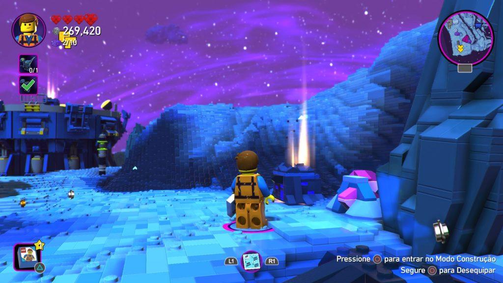 Uma Aventura LEGO 2: Videogame