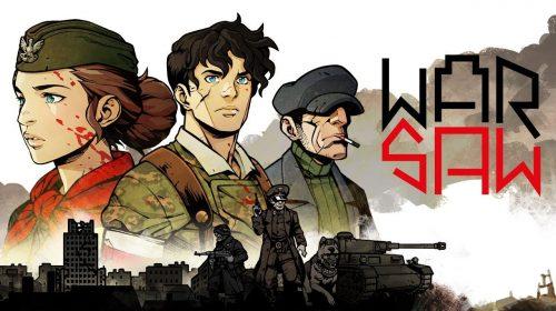 RPG tático da Segunda Guerra Mundial, Warsaw, é anunciado para PS4